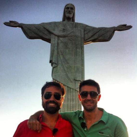 Ricardo Pereira e Daniel Oliveira