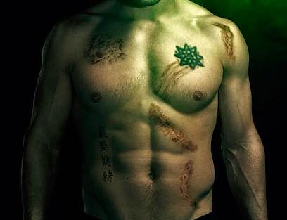 Arrow Poster S2 Segunda Temporada De «Arrow» Estreia No Axn