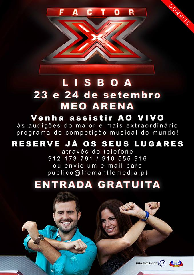 Factor X Meo Arena