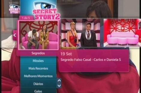 MEO abre canal interactivo da Casa Dos Segredos 2 002 Já está definido o canal exclusivo «Casa dos Segredos 4»
