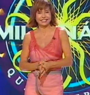 Manuela Moura Guedes Quem Quer Ser Milionário Hugo Andrade Elogia Desempenho De Manuela Moura Guedes