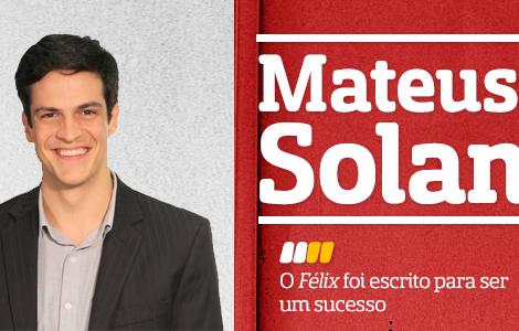 Mateussolanodestaque A Entrevista - Mateus Solano