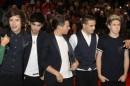 One Direction At The X Factor Usa Finale 1500003 Bárbara Guimarães Quer Atuações De Leona Lewis E One Direction Em «Factor X»