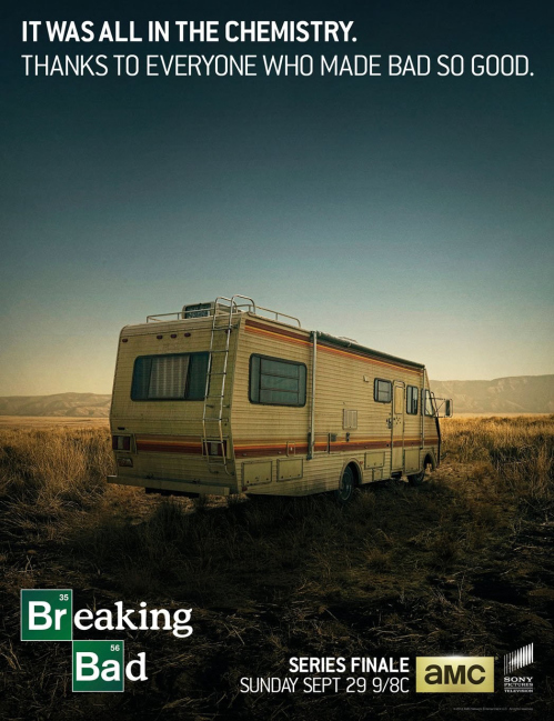breaking bad poster s5