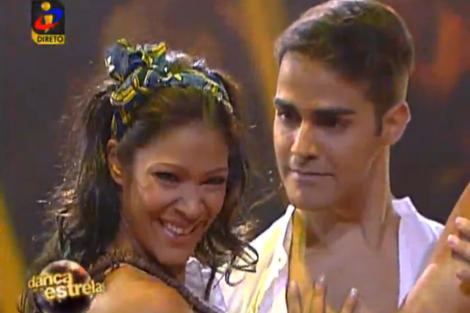Raquel Tavares Raquel Tavares É Eliminada De «Dança Com As Estrelas»