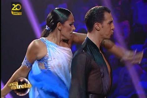 safe image Rita Pereira lesionou-se e poderá não atuar mais em «Dança com as Estrelas»