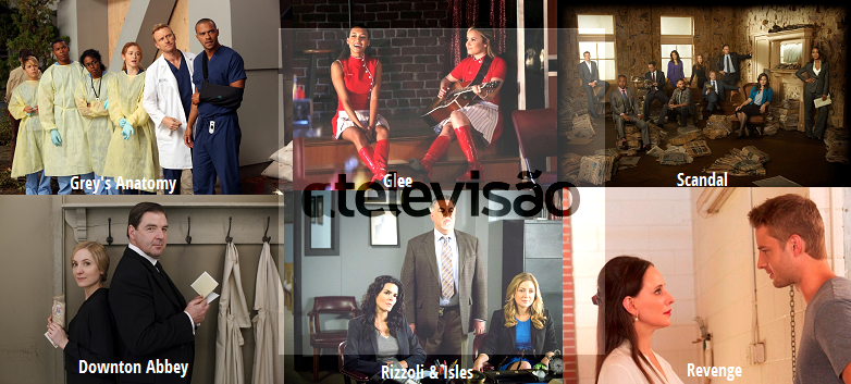 Series Fox Life Outubro
