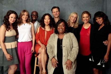 Shonda Rhimes And Friends Criadora De «Grey'S Anatomy» Tem Novo Projeto