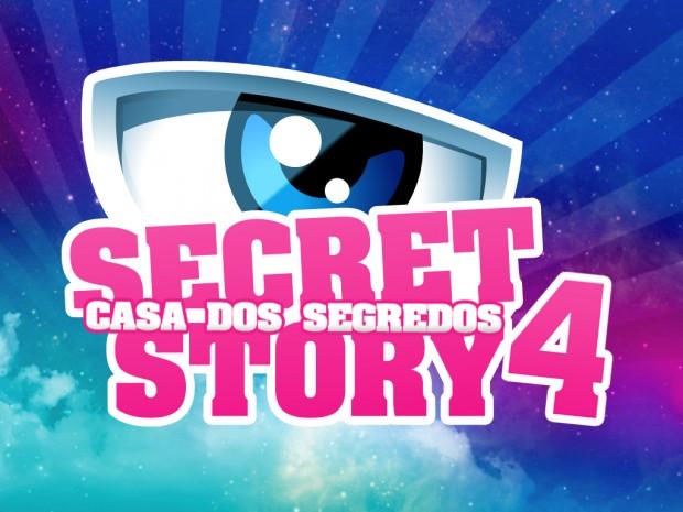 Logótipo De Secret Story 4