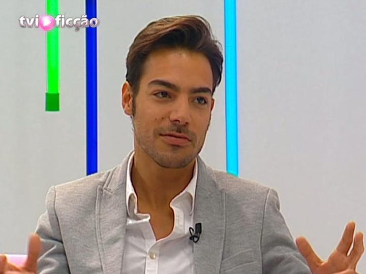Tiago Aldeia É «Nuno» Na Novela «Belmonte»