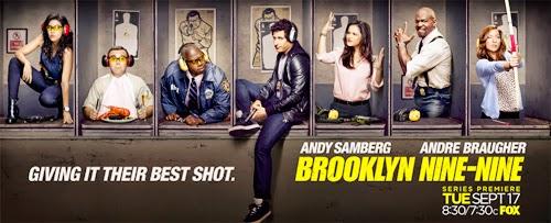 Brooklyn Nine Nine Season 1 Promo Banner «Brooklyn Nine-Nine» Terá Temporada Completa