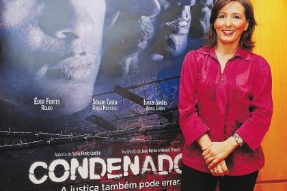 Condenados Sic Estreia Nova Série Criminal: «A Prova»