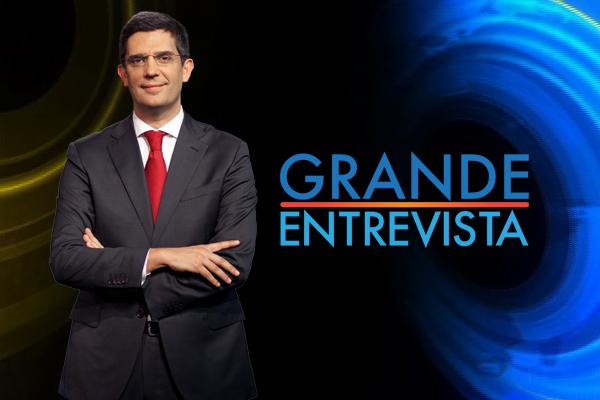 Grande Entrevista «Grande Entrevista» Com Fernando Mendes