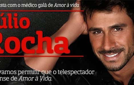 Juliorocha Destaque A Entrevista - Júlio Rocha