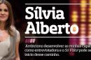 Silvia Alberto Destaque A Entrevista - Sílvia Alberto