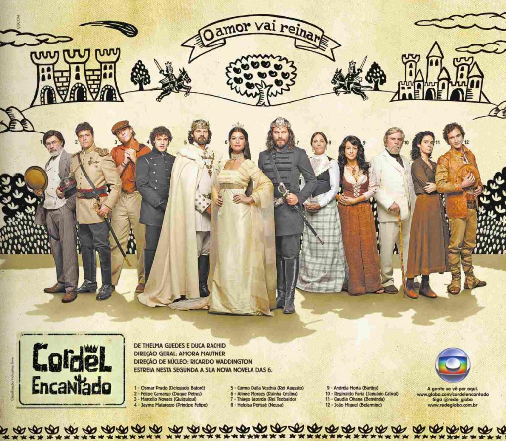 Cordel Encantado Im «Cordel Encantado» Já Tem Data Para Terminar Em Portugal