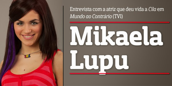 Destaque Mikaelalupu A Entrevista - Mikaela Lupu
