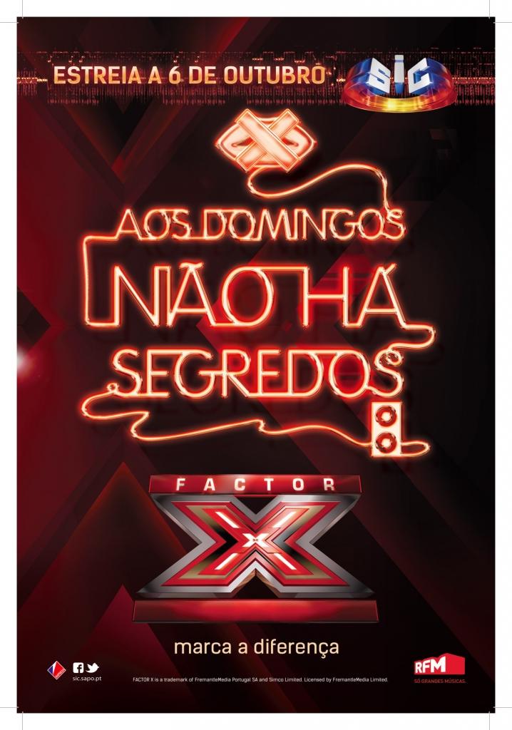 Factor X Segredos «Factor X» Vence Segundo Duelo Com «Casa Dos Segredos 4»