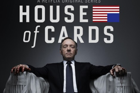 House Of Cards Netflix Cancela «House Of Cards» Após Escândalo De Kevin Spacey
