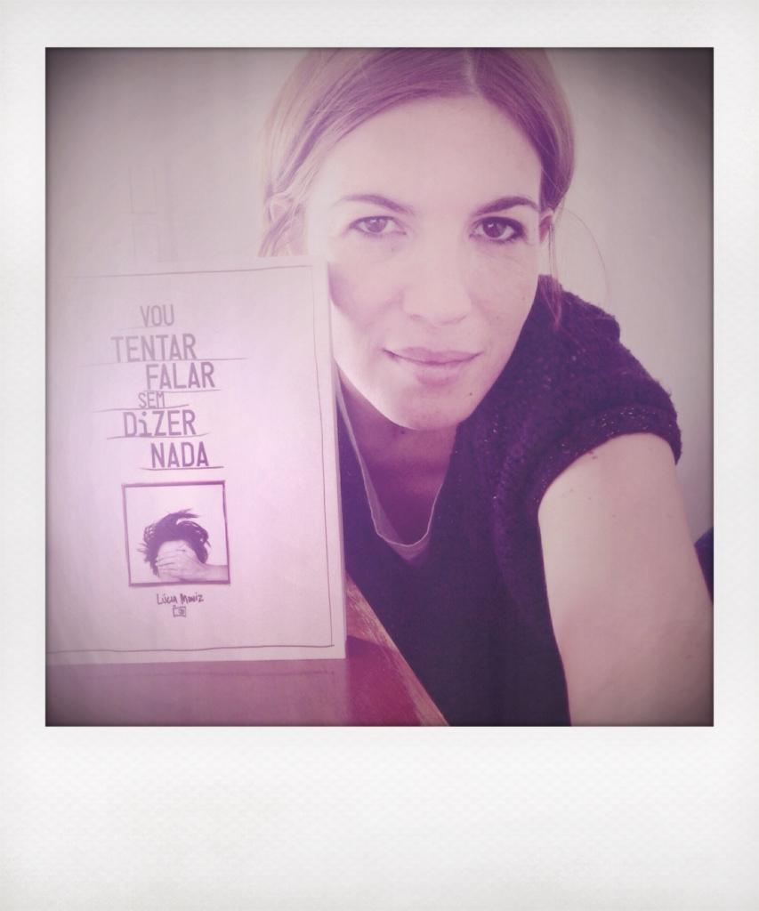 Lúcia Moniz lança o seu segundo livro