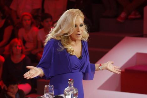Teresa Teresa Guilherme Fala Para Os Concorrentes Em Direto No «Não Há Bela Sem João»