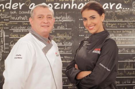 Chefs Catarina Catarina Furtado Fala Sobre «Chefs' Academy»