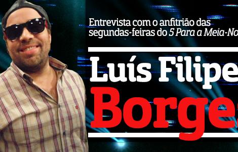 Destaque Luisfilipeborges A Entrevista - Luís Filipe Borges