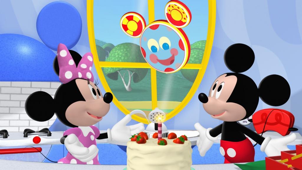 Disney Junior A Casa Do Mickey Mouse Novos Episódios De «Mickey» E «Minnie» No Disney Junior