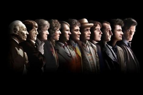 Doctor Who Aniversário «Doctor Who» Celebra 50º Aniversário