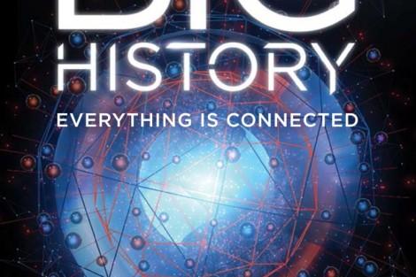 Logo Big History História Estreia Em Exclusivo A Série «Big History»