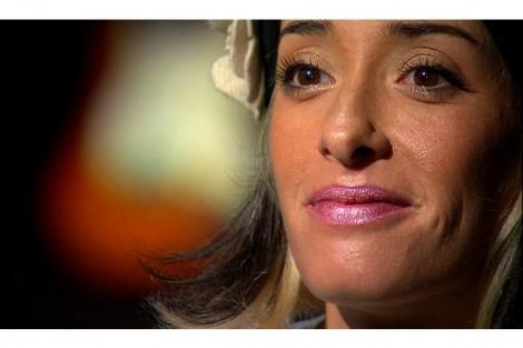 Marisa Liz Alta Definição Vocalista Dos Amor Electro Em «Alta Definição»