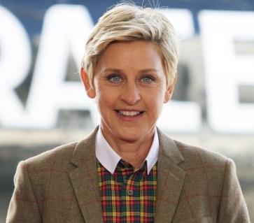 elle degeneres Ellen DeGeneres tem objetivo ambicioso para os «Óscares 2014»