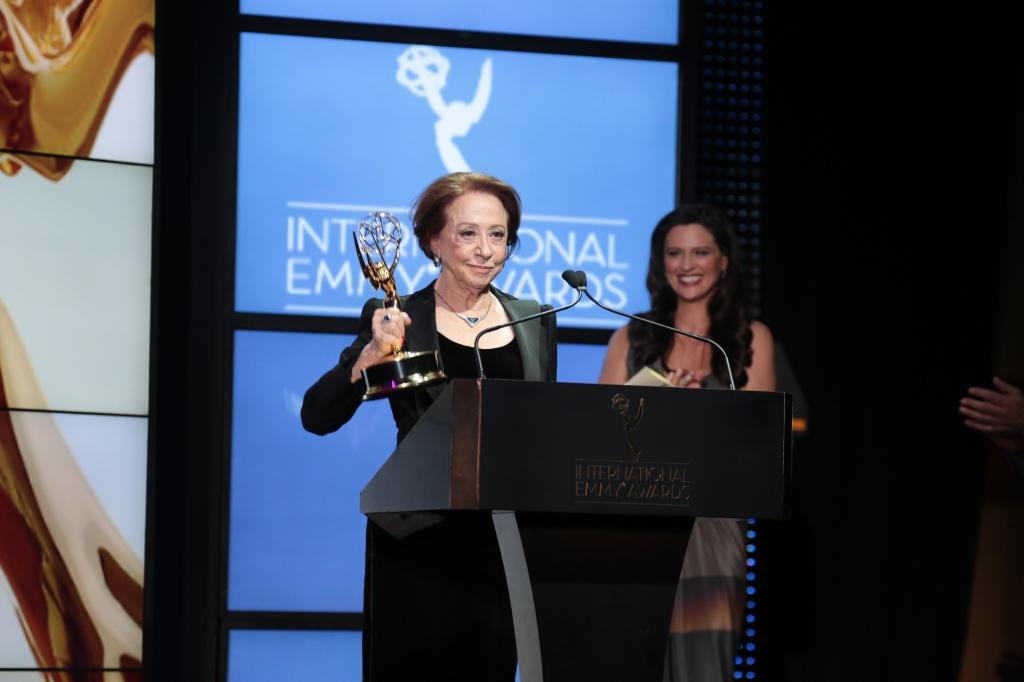 Fernanda Montenegro 41 Emmy Fernanda Montenegro Volta A Estar Nomeada Para Um Emmy Internacional
