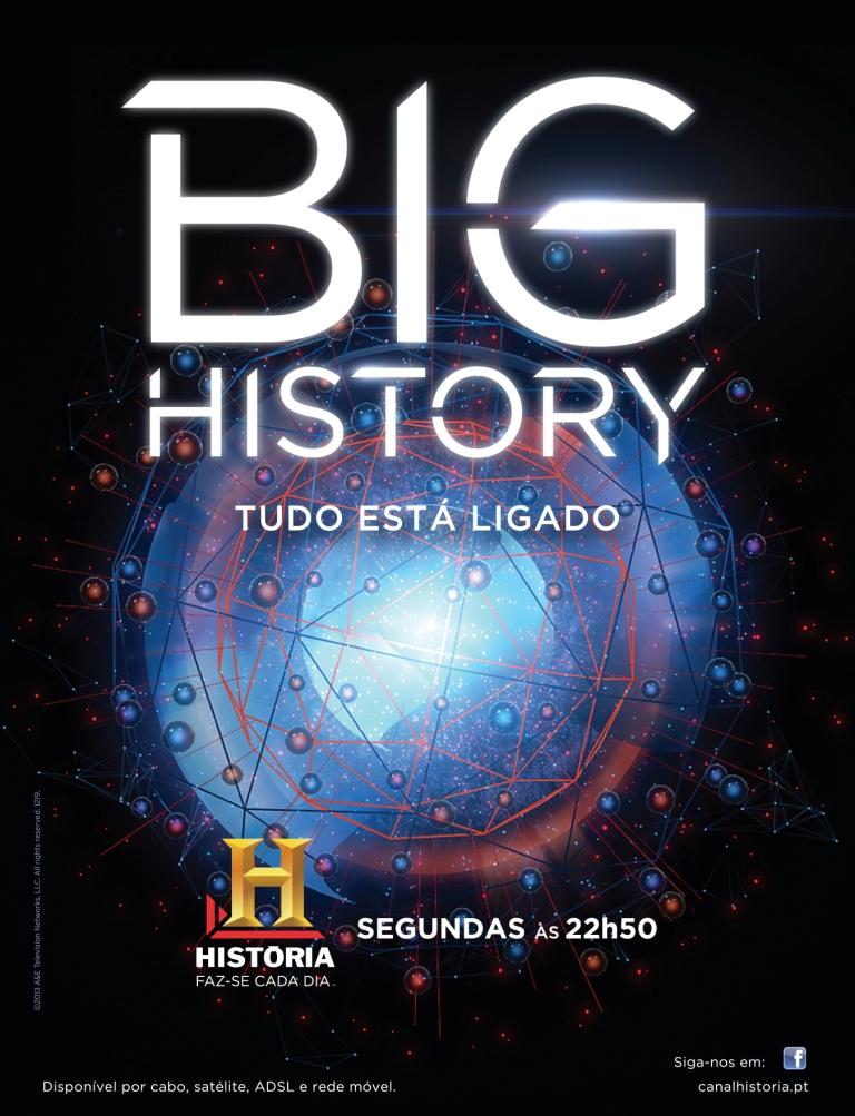 Historia Big History História Lança Concurso De Cultura Geral «Big History»