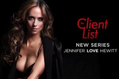 Jennifer Love Hewitt The Client List Pics Lifetime Cancela «The Client List»