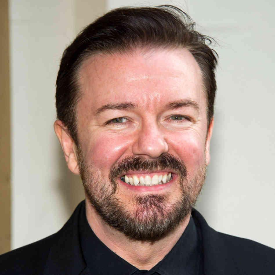 Ricky Gervais Sq 2942Df50Dcf3F1Dbcb3E37E45F89E2043Da542Ad S6 C30 Ricky Gervais Volta A «Atacar» Nos «Golden Globes» [Com Vídeos]
