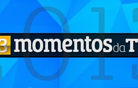 13 Momentos Destaque 12/13 Momentos Da Tv | 2013 - Figura Do Ano Feminina