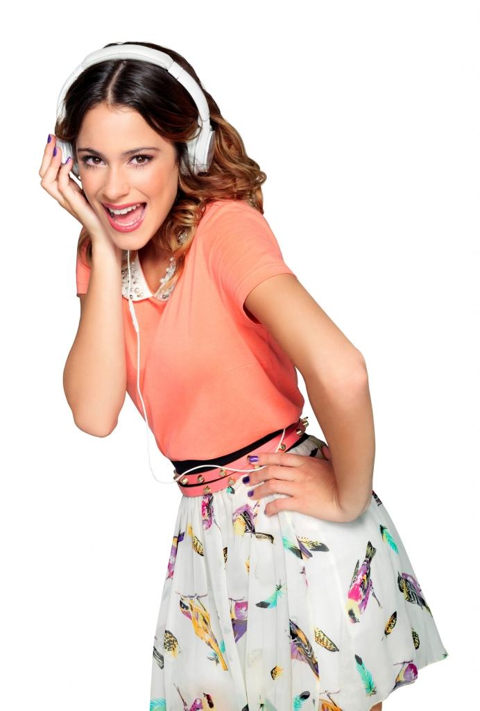 Disney Channel Violetta Disney Channel Exibe O Top10 De «Violetta»