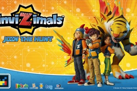 Invizimals Logo Sic Série «Invizimals» Estreia Na Sic (Com Fotos)
