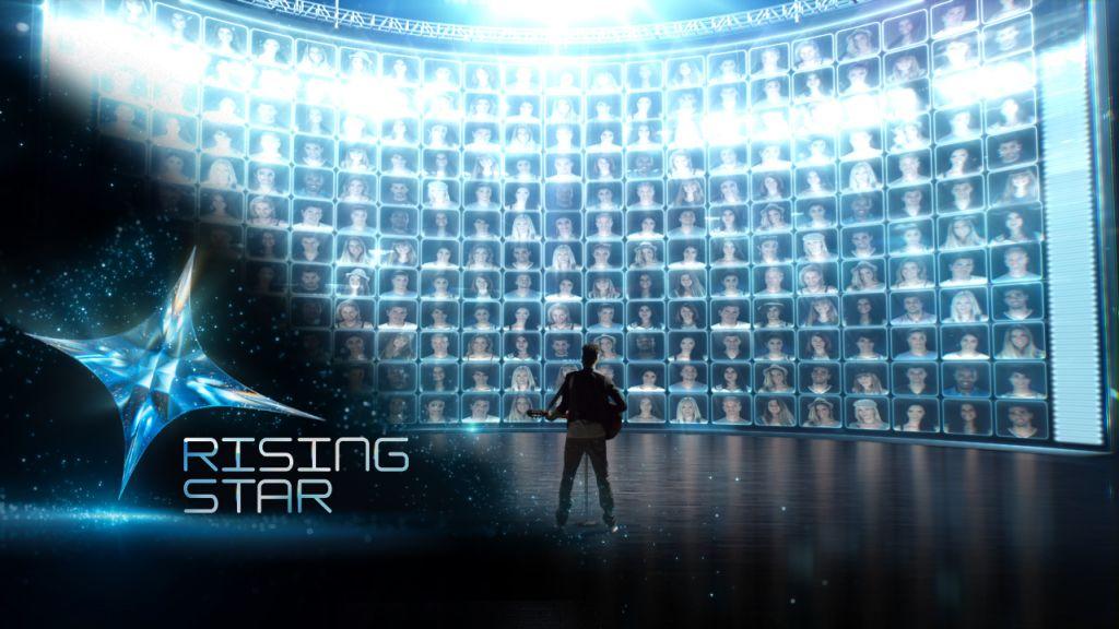 Rising Star Programa TVI