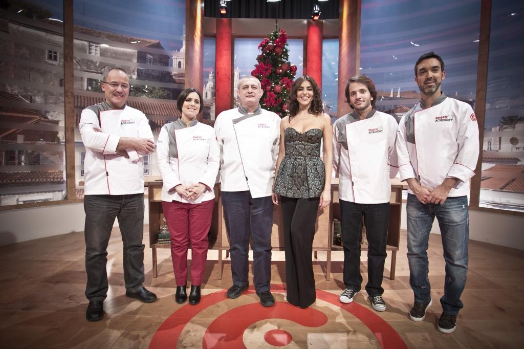 Chefsacademy Especial Natal «Chefs' Academy» Exibe Episódio Especial De Natal