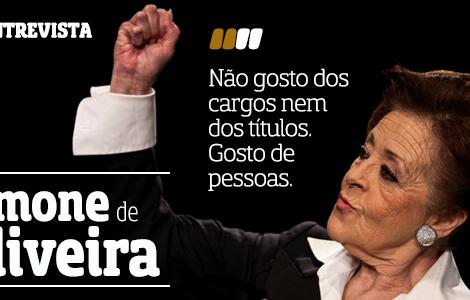 destaque Simone de Oliveira A Entrevista - Simone de Oliveira