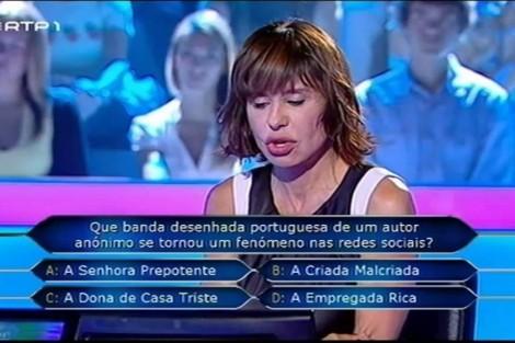 Safe Image Rtp1 Transmite «Quem Quer Ser Milionário» Em Dose Dupla