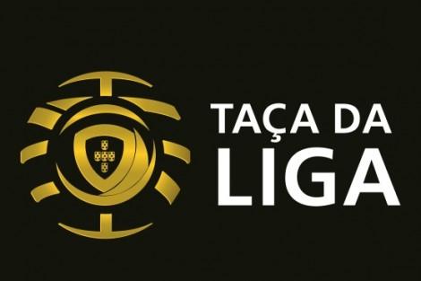Taca Da Liga Fundo Preto Final Da Taça Da Liga Lidera Audiências