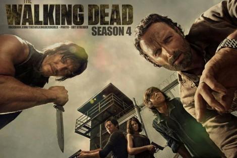 The Walking Dead Amc Anuncia Data De Regresso De «The Walking Dead»