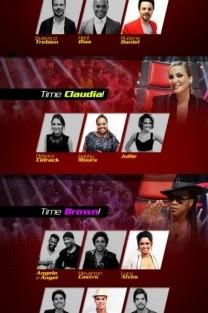 Tira Teima 2 208X6201 Mais Doze Participantes Foram Eliminados No «The Voice Brasil»