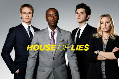 House Of Lies Terceira Temporada De «House Of Lies» Estreia No Tvséries