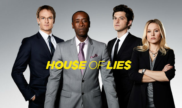 House Of Lies Showtime Cancela «House Of Lies»