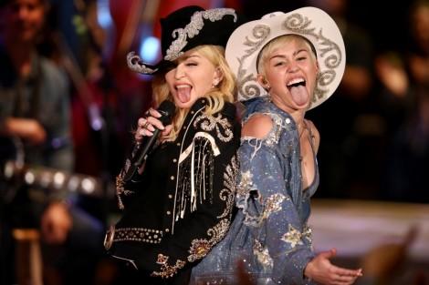 Mtv Unplugged Miley Cyrus Madonna Madonna Sai Em Defesa De Miley Cyrus