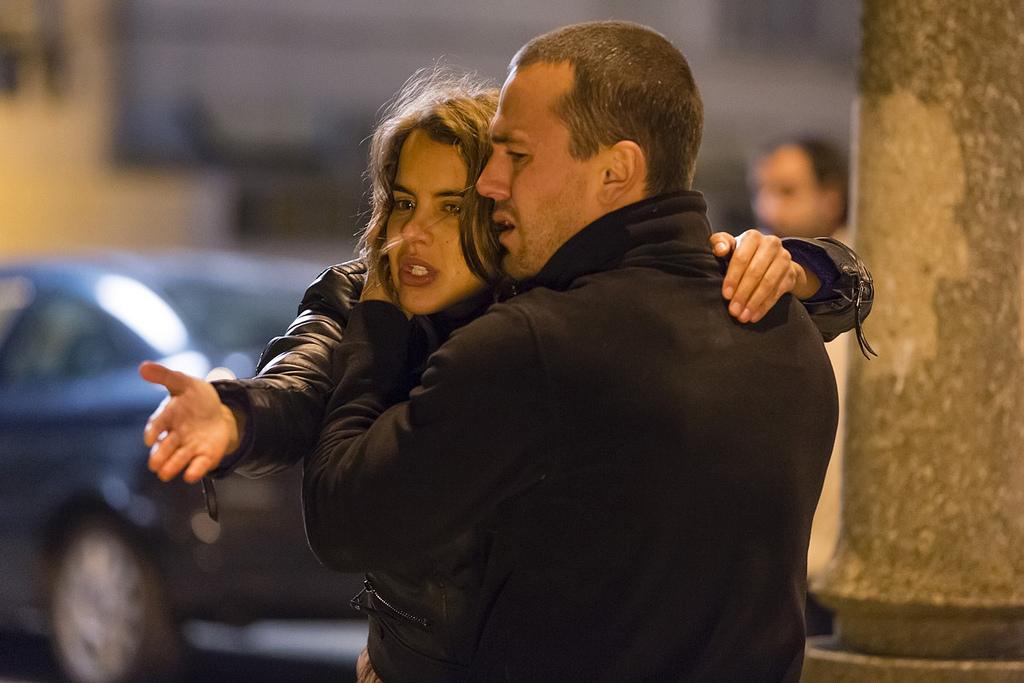 Sara Matos Pedro Teixeira O Beijo Do Escorpião José Eduardo Moniz Diminui Destaque De Sara Matos Em «O Beijo Do Escorpião»